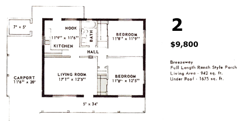 Two Bedroom and Bath